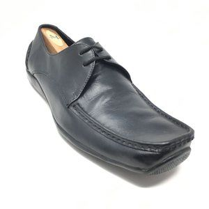 Prada Oxfords Shoes Size 41 EU/8 US Black Leather